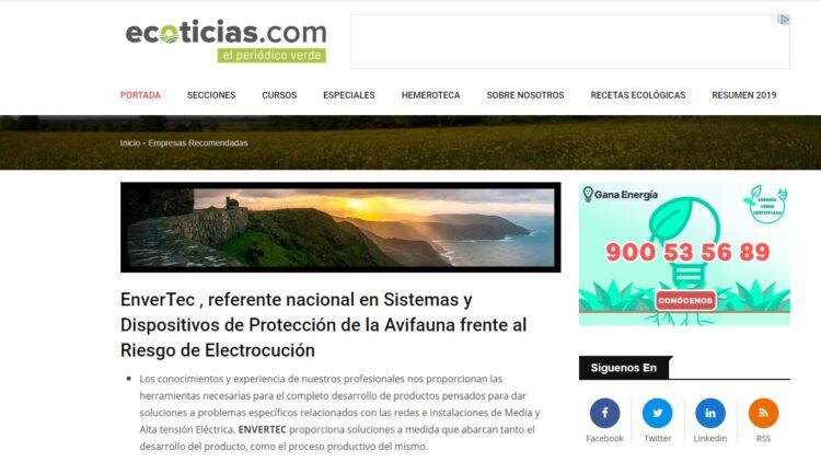 "Envertec ""Better Environmental Companies"""