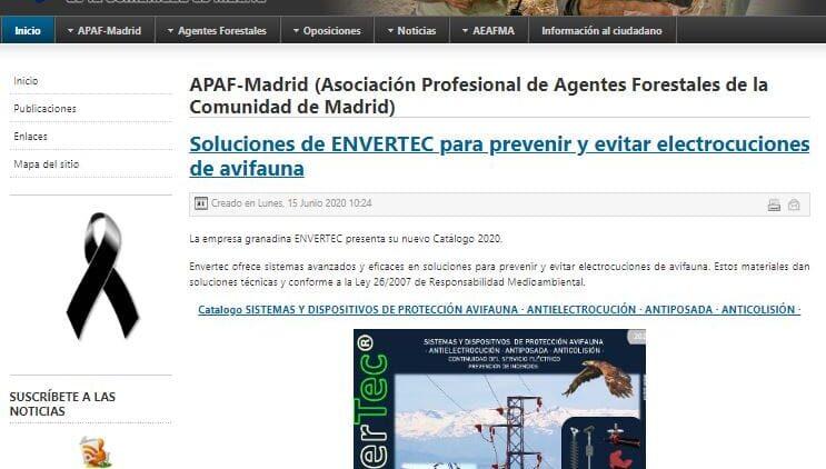 Apaf with Envertec