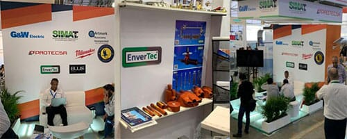 Bird Protection Systems at 39th Edition of CONCAPAN in Guatemala